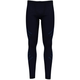 Odlo Suw Natural + Kinship Warm Bl Bottom Pants Women diving navy melange